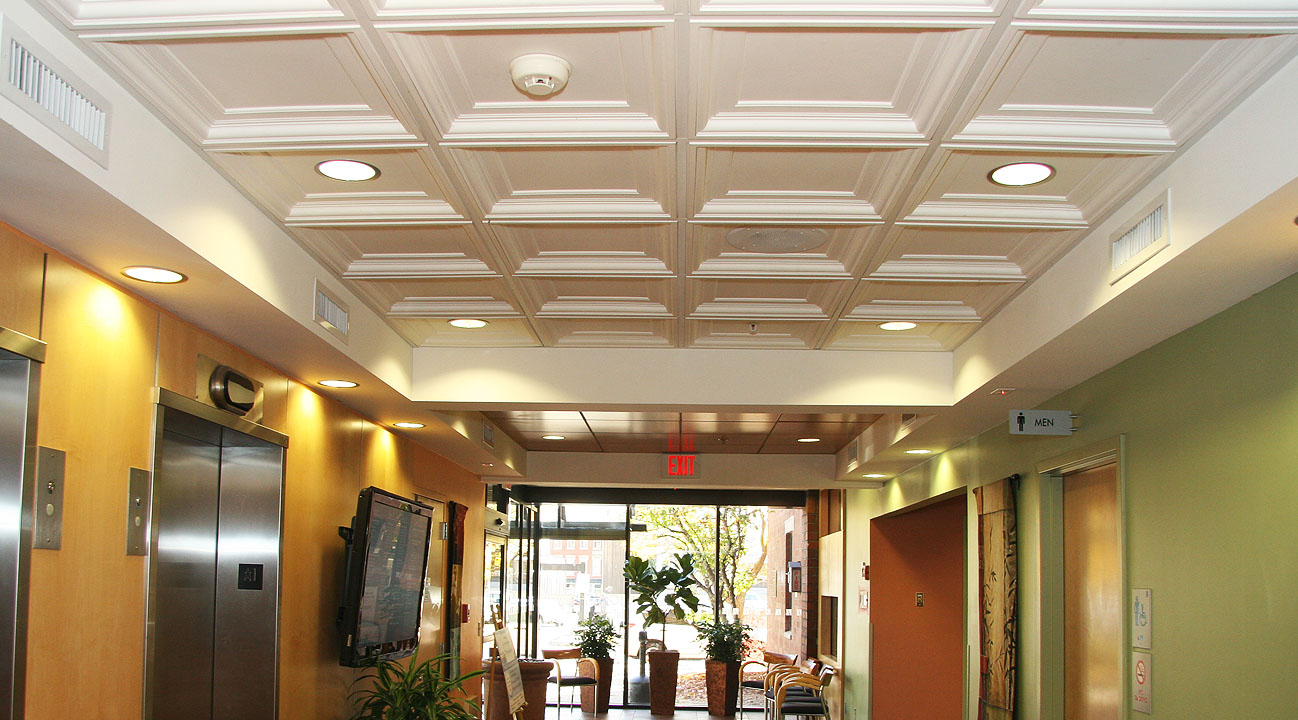 Our Portfolios of Ceiling & Wall Projects | All-Bright ...