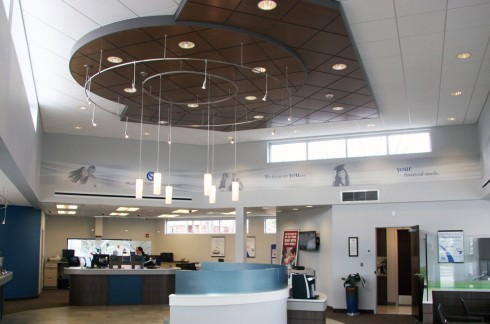Boch Honda West >> Our Portfolios of Ceiling & Wall Projects | All-Bright ...