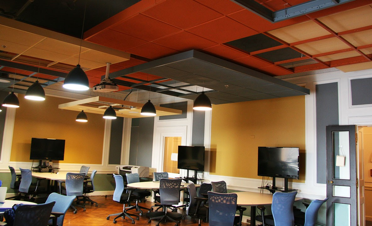 Our Portfolios of Ceiling & Wall Projects | All-Bright